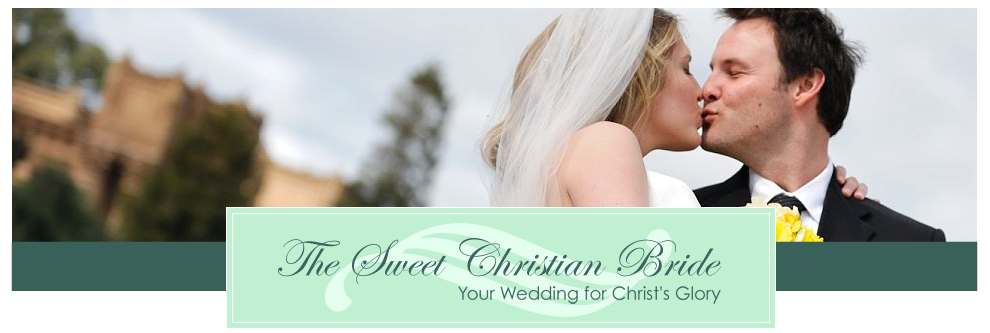The Sweet Christian Bride